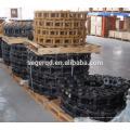 Partes del bulldozer del conjunto de enlace de carril lubricado
