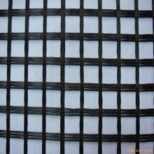 Geomalla de fibra de vidrio recubierta con asfalto biaxial