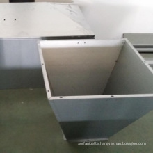 Widely used Chicken Duck Farm Equipment Automatic Poultry Feeding Hopper Poultry Feed Bin