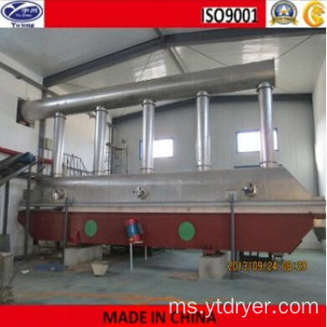 Aluminium Sulfate Vibrating Bed Dryer Cucian