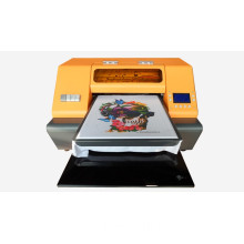 2018 digital tshirt custom made printer printing business NVP1390