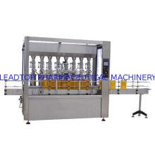 Máquina de llenado automática de botellas de aceite en PLC Control Siemens Electronic Parts