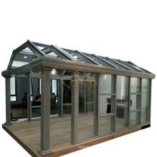 Wasserdichtes Sunroom-Aluminiumwasser-Beweis-Haus
