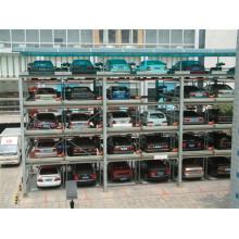 Multi-Storey 5 Tier Mechanical Smart Car Parking System