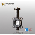 Di Handle Wafer Butterfly Valve
