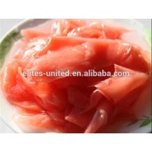 IQF congelé congelé sushi gingembre