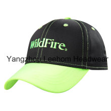 Custom Neon Fluorescence Fitted Baseball Cap