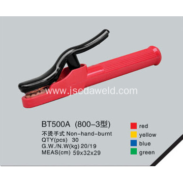 Non Hand Burnt Type Electrode Holder BT500A(800-3)