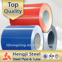 color coated galvanized steel coil prepainted steel coil
