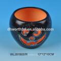 Bougies en céramique décoration Halloween