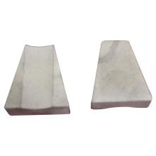 Placas de mineração de carboneto cimentado