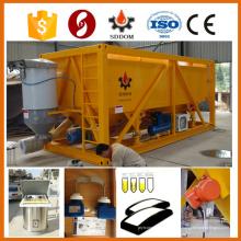 20GP silo de ciment horizontale de type conteneur, type conteneur type silo de ciment