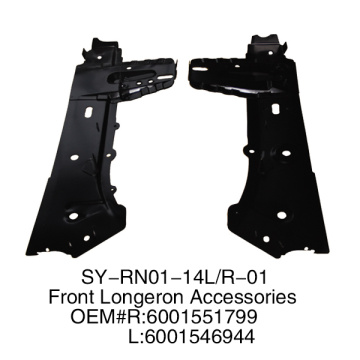 front longeron accessories for RENAULT