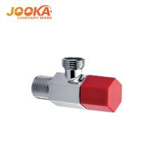 1/2 quick open toilet hexagon brass angle valve