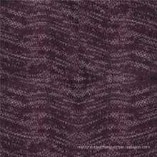 Breathable 4 Way Spandex Dyed Coarse-knitted Jersey Fabric