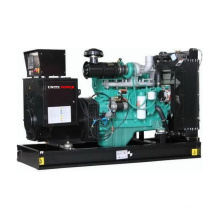 Volvo Brand 200kVA / 160kw Open Type Standby Diesel Generator
