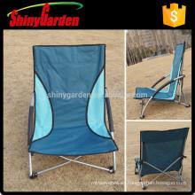 Sillas de playa calientes del perfil de Selllow, silla de playa con el bolso del transporte,