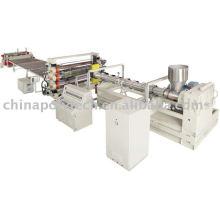 PE/PVC Sheet extrusion line