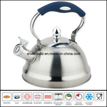 New Design Stainless Steel Tea Pot Kitchenware