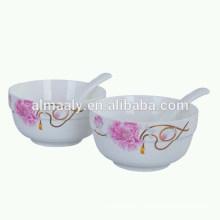 Bols à soupe chinoise