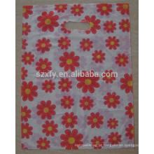Alta qualidade personalizado impresso PE sacos de plástico