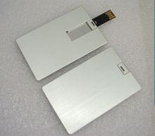 नवीनतम धातु क्रेडिट कार्ड USB