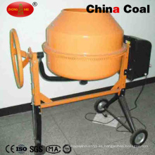 Mini Mix Mobile Diesel Concrete Mixer con bomba