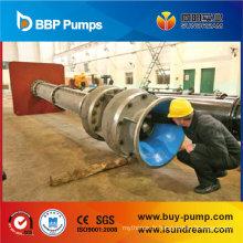 Pompe à puits profond à puits longs