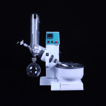 Fractional distillation of essential oils equipment