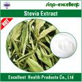 Edulcorantes naturales Extracto de plantas de estevia Rebaudiosida a