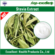 Stevia Rebaudia Extracto de Stevia Sugar, Stevioside Edulcorantes