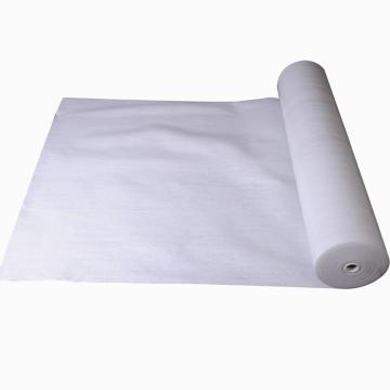 Adhesivo de fieltro pegajoso blanco con pegamento
