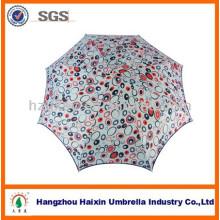 UV 3 pli belle Japanese Style cadeau complet d'impression parapluie
