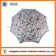 UV 3 Fold Nice Japanese Style Gift Full Print Umbrella