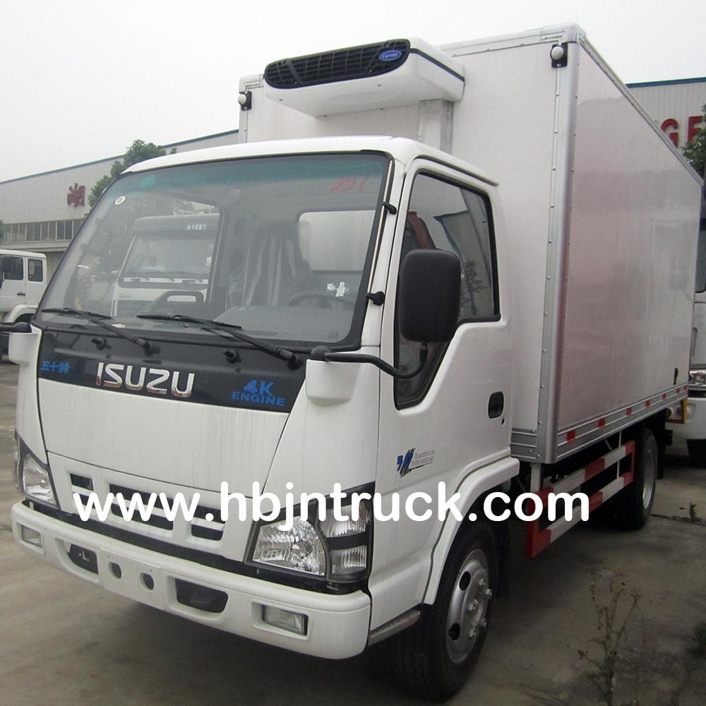 Isuzu Freezer Truck Sale