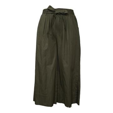 Wide Leg Woman Pants
