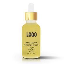 Private Custom Dry Damaged Hair & Scalp Hair Growth Treatment Oil