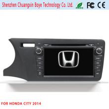 En voiture DVD multimédia GPS pour Honda City 2014