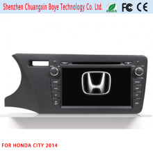 in Car DVD GPS Multimedia for Honda City 2014