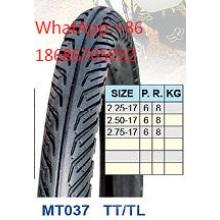 Motorrad-Reifen 2,25-17 2.50-17 2,75-17