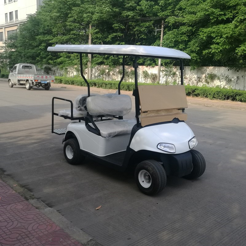 Small golf carts