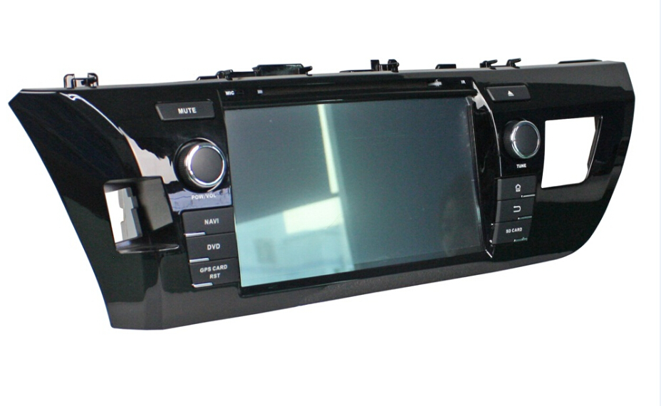 Levin 2014-2015 car audio player