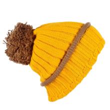 100 Acrílico Beanie Crochet Chapéus Padrão