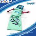 handmade cute mobile phone microfiber bag