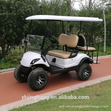 populärer Verkauf elektrischer 4x4 Golfwagen mit 4 Sitzen