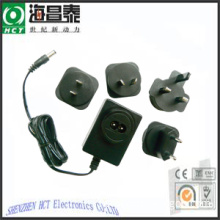 12 0.5V Wall Mount Power Supply Adapter