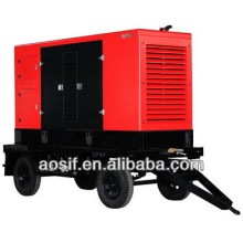 Portable generator , 400kw magnetic generator power by Cummins engine