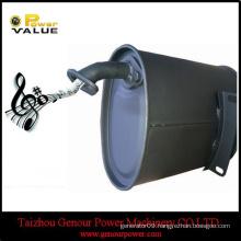 2kw Silent Super Quiet Generator Muffler For Sale