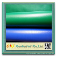 Lingette en maille de PVC de haute qualité pour l'utilisation de la couverture de camion
