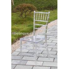 Chaise de mariage tiffany